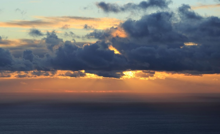 Sunset Cote D'Azur France - Image 0