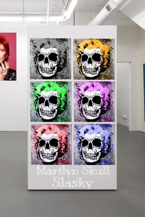 Marilyn Skull - Image 0