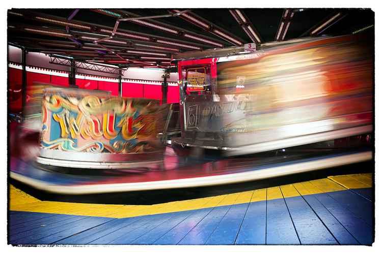 Blackpool Waltzer -