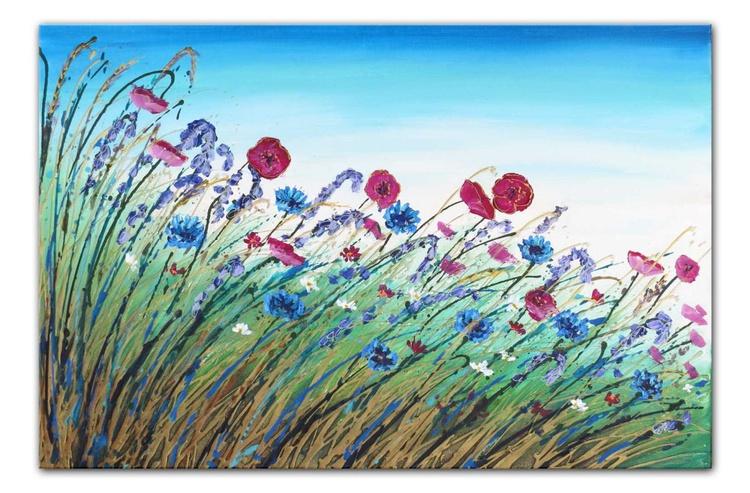 Meadow Dance of Flowers - Image 0