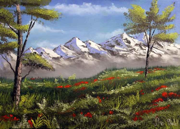 Jolie montagne