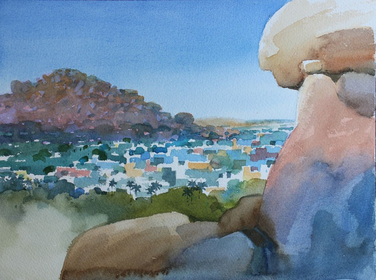 Rock and City - Image 0