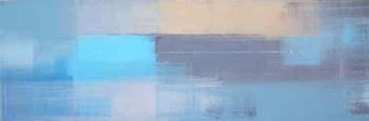 Blue line 1 -