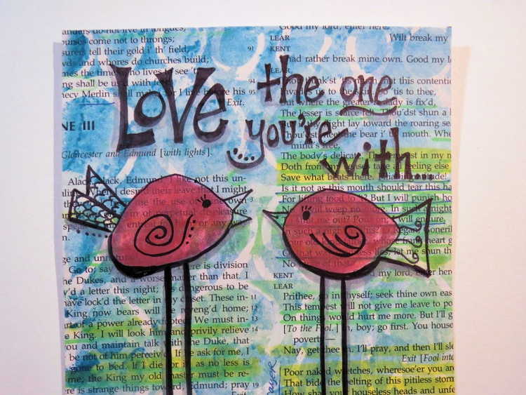 Love the One You're With - Image 0
