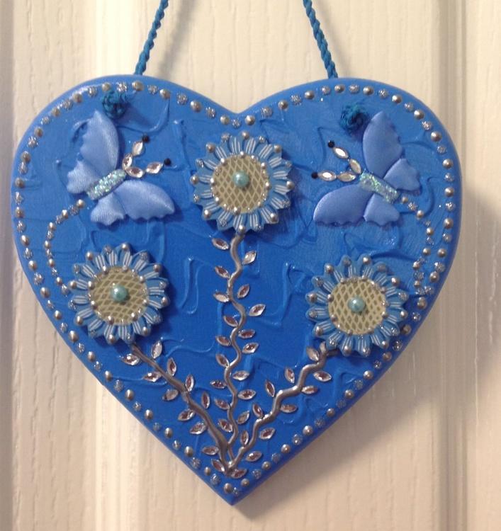 A Blue Heart - Image 0