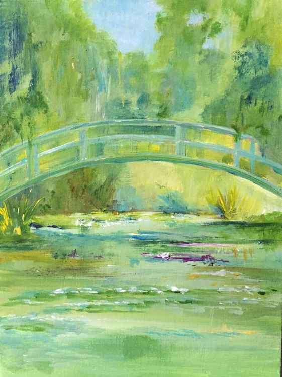 Monets Bridge