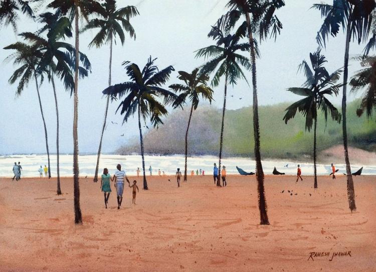 Baga beach, Goa - Image 0