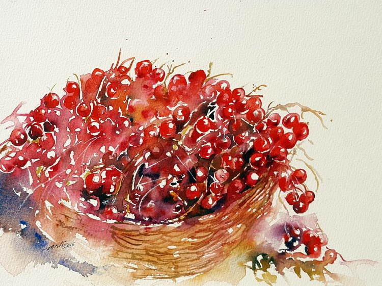 Luscious Red Berries - Image 0
