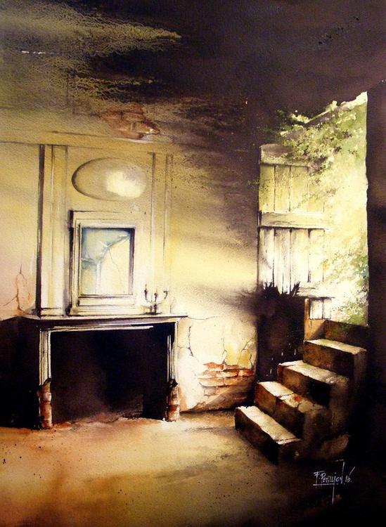 """""""Abandoned light I"""" - Image 0"""