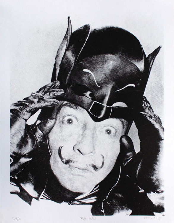 Dark Knight Dali - Image 0