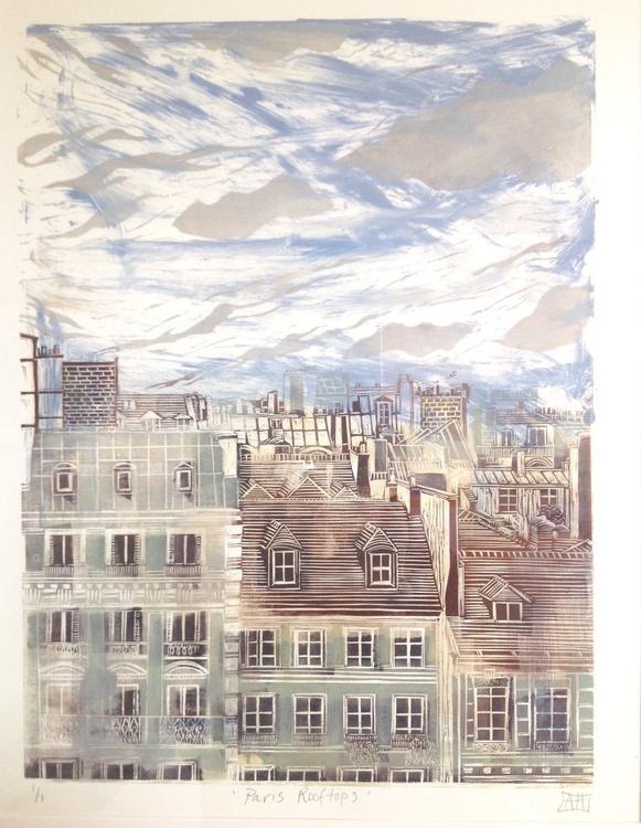 Paris Rooftops - Image 0