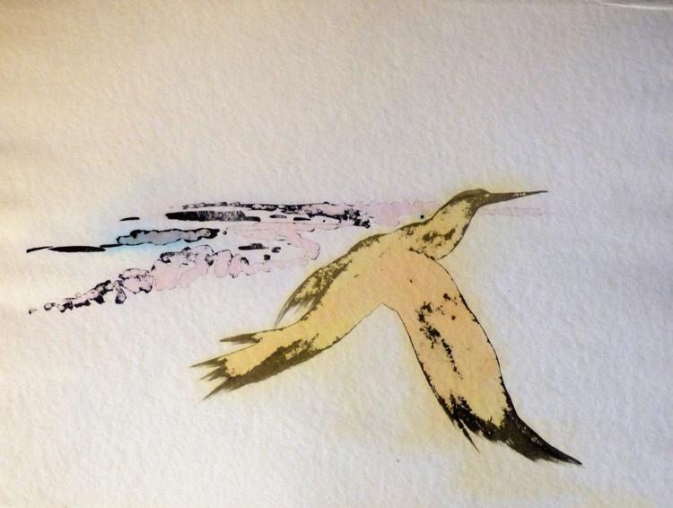 Migration, 36x48 cm - Image 0
