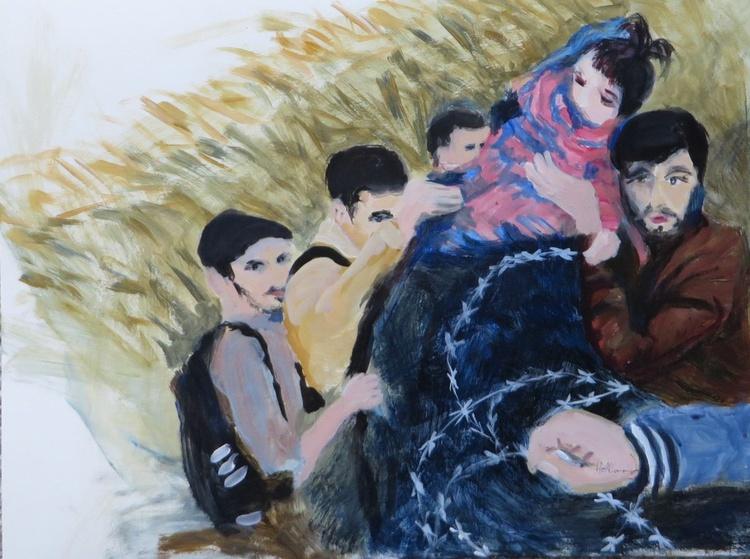 Migrants at the Border - Image 0