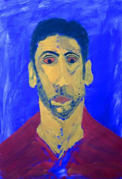 Naive portrait -