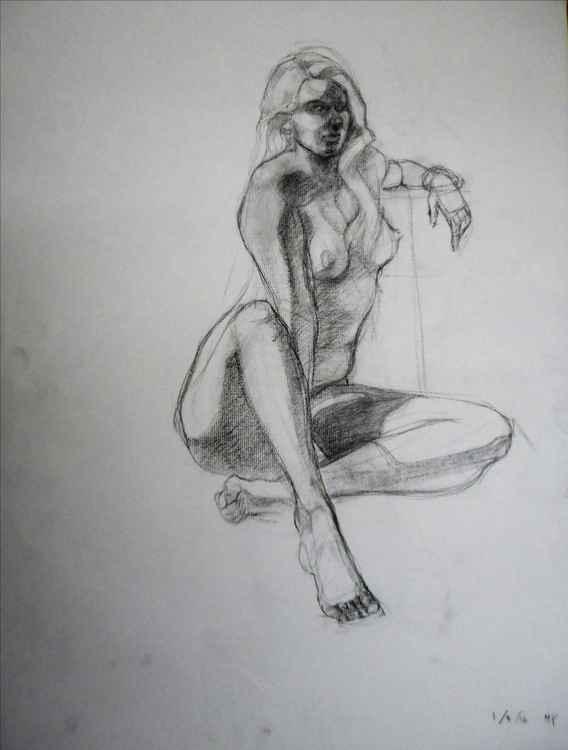 Figure Study 160304'