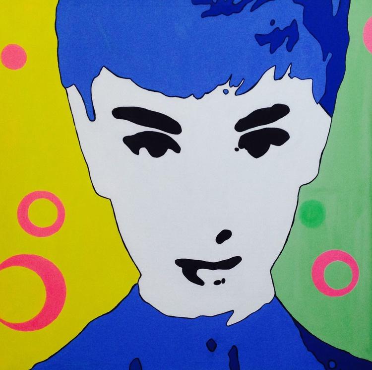 Audrey Hepburn #popart - Image 0