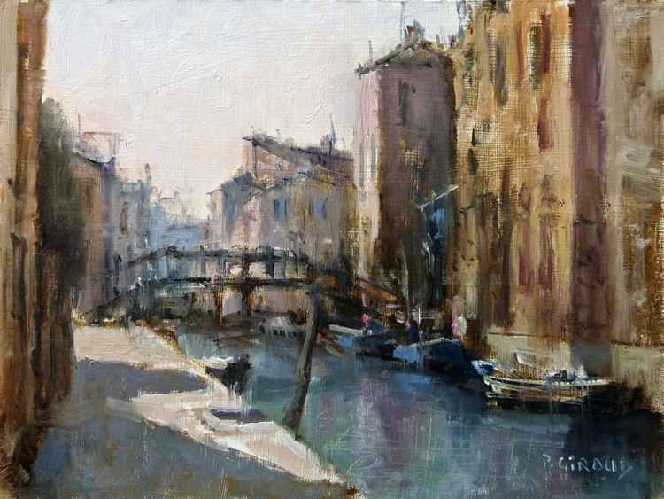 Venetian Canal -