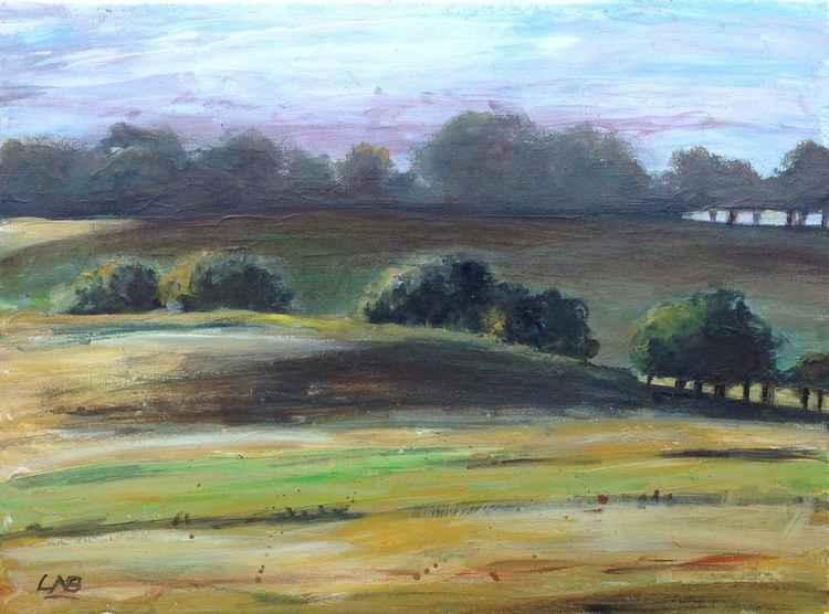Yorkshire landscape -