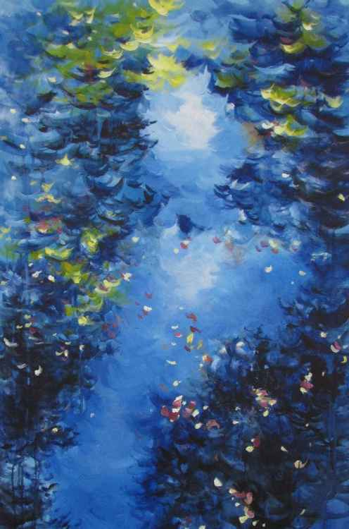 'Reflections: Belair Park VII' -