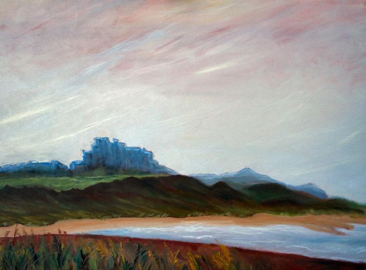 The skies of Northumberland. Returning home - Image 0