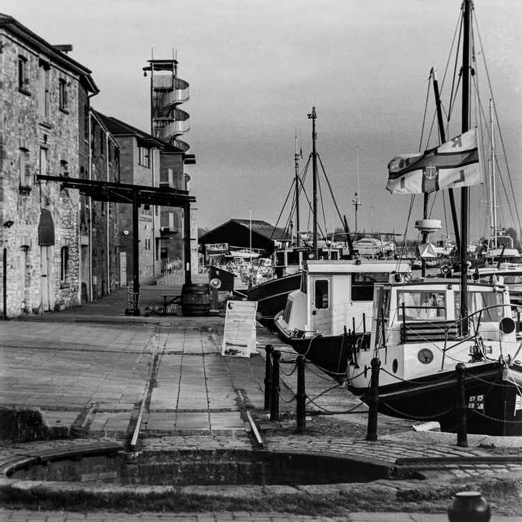 The Canal Basin -