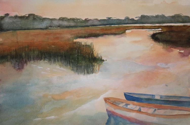 Evening Marsh - Image 0