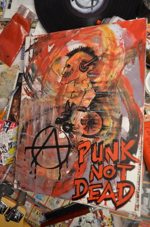 Punk Not Dead - Image 0