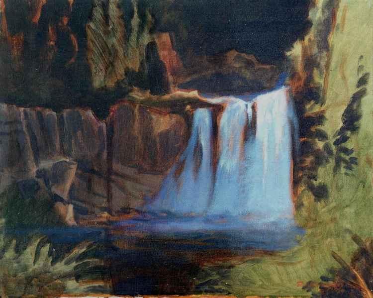 Lover's Falls