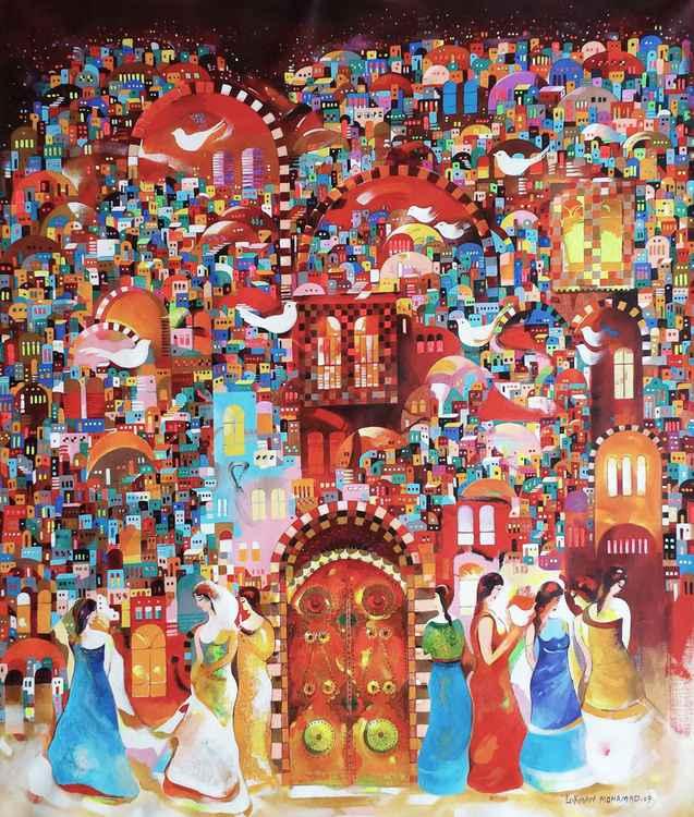 Hymns city -