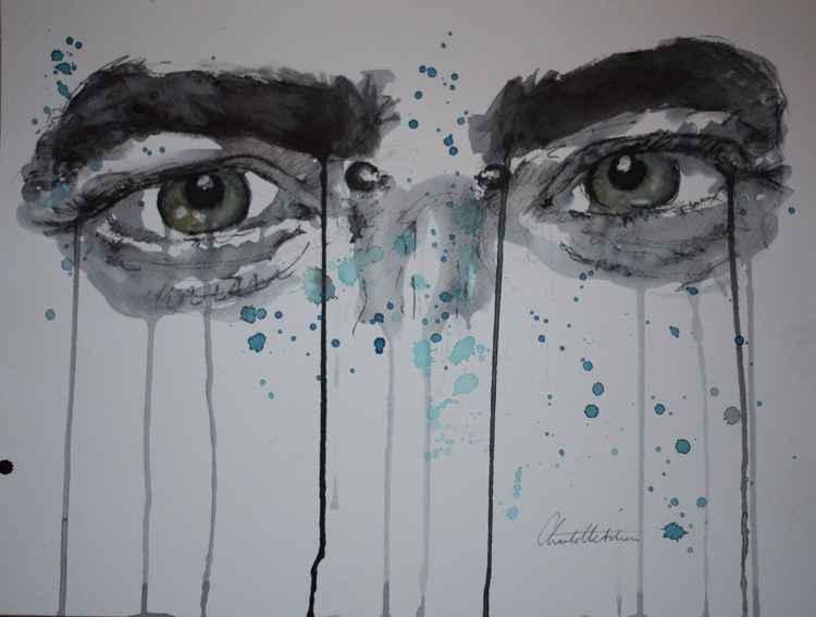 """""""Series of Eyes"""" Stefano -"""