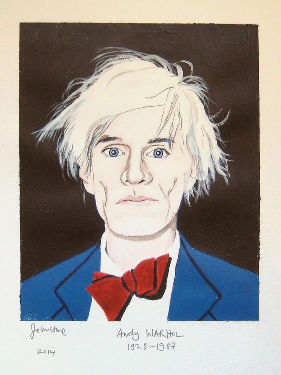 Andy Warhol - Image 0