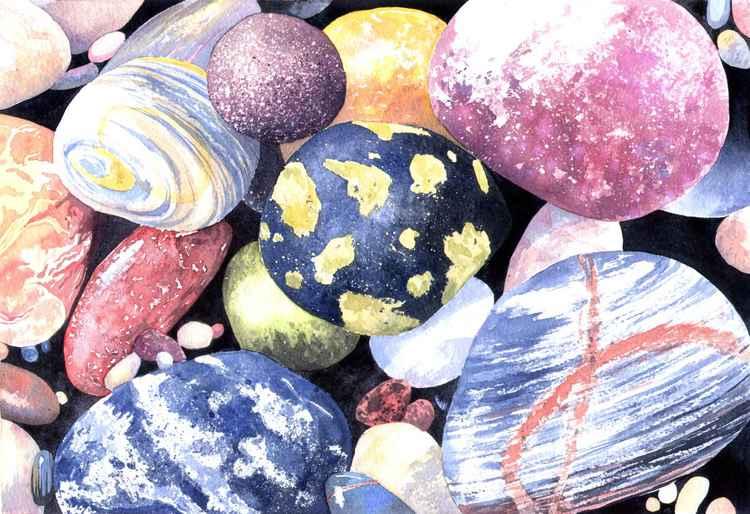 Planetary pebbles  -