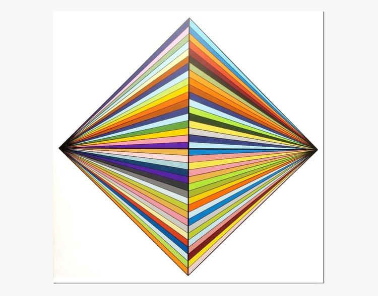 Colourful Rhombus - Image 0