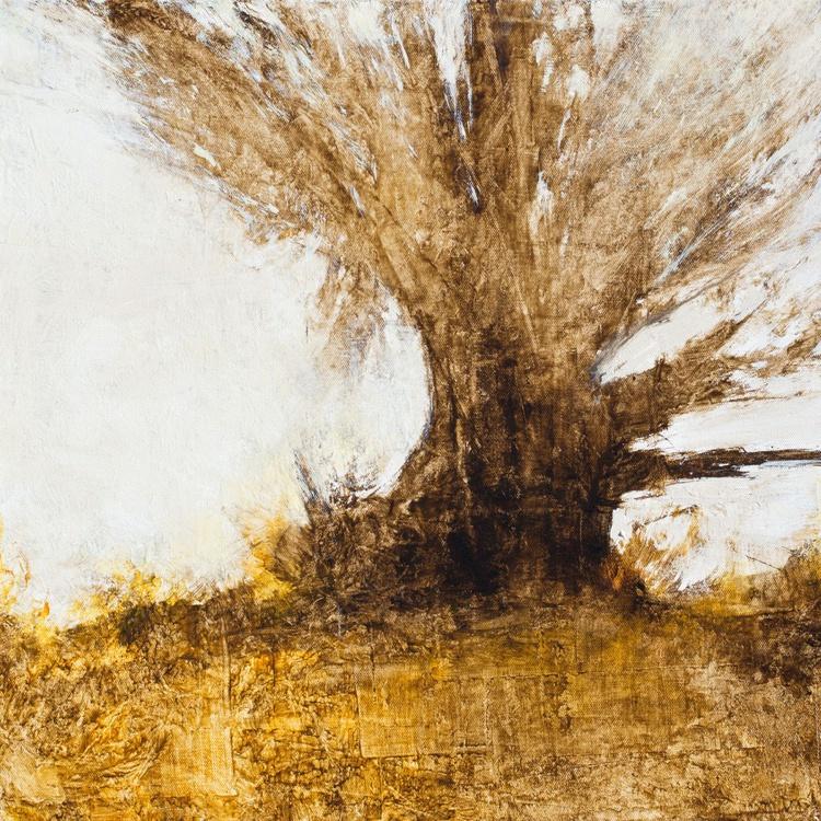 Treescape 3-14 20x20 inches - Image 0