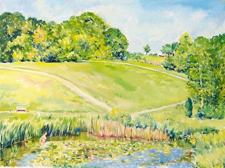 The Summer lake - Image 0