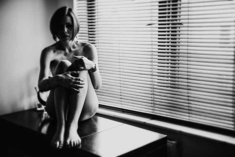 Lauren - Time Stands Still (Framed)