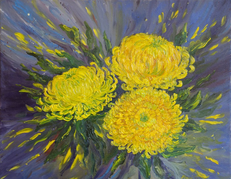Yellow bouquet - Image 0
