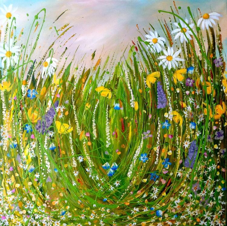 Blooming Dancing Daffodils - Image 0