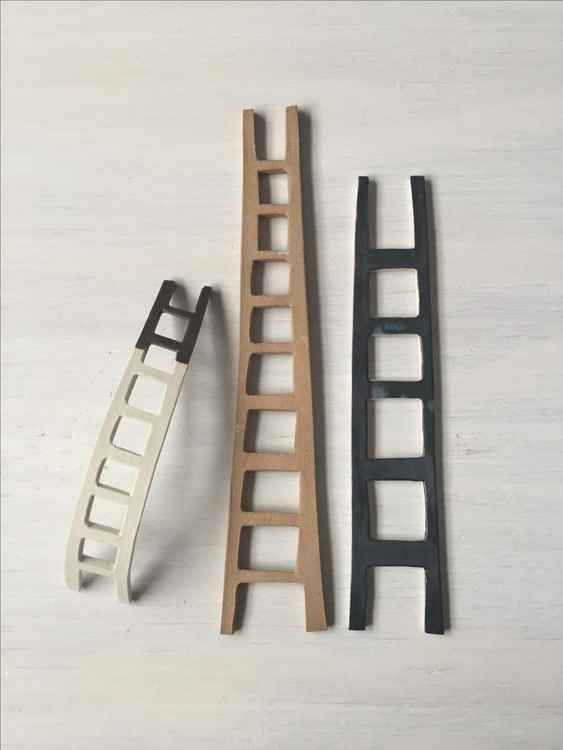 Ladders - set of three