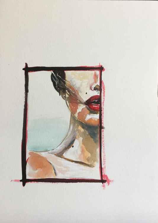 Portrait / Lip & Sens -