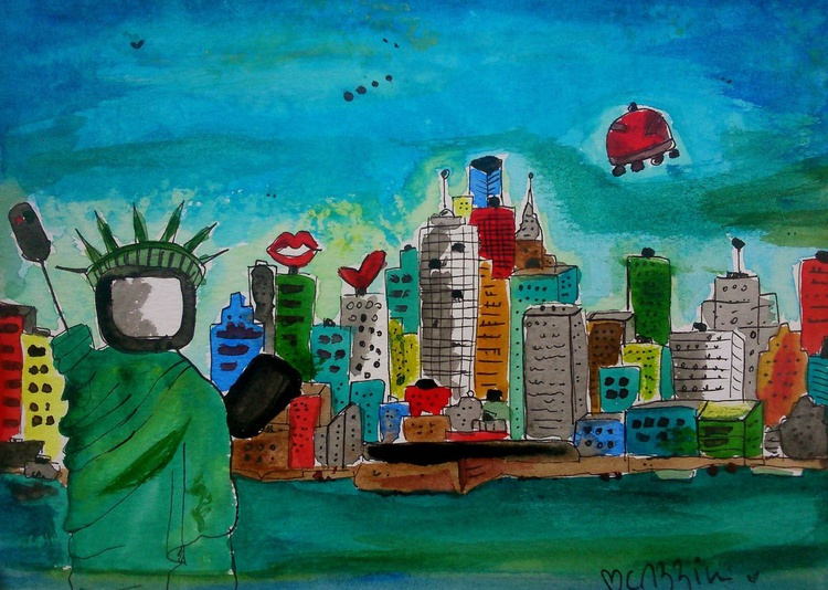 Parallel Statue of Liberty - Image 0