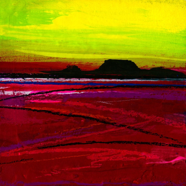 Landscape Abstract No. 34 - Image 0