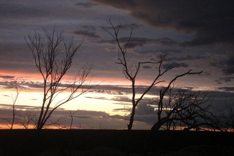 Lightning Ridge sunset No. 1 - Image 0