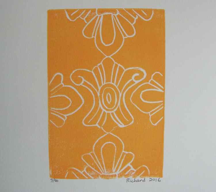 Motif 2 orange