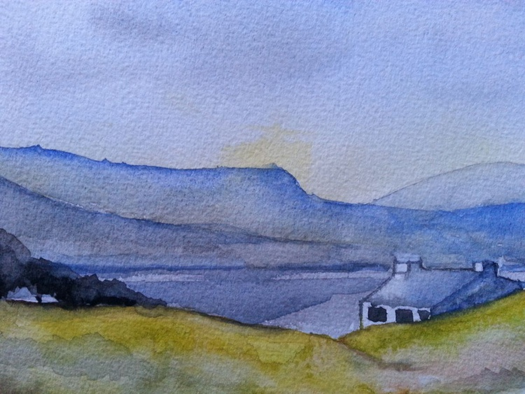 Watercolour Study - Image 0