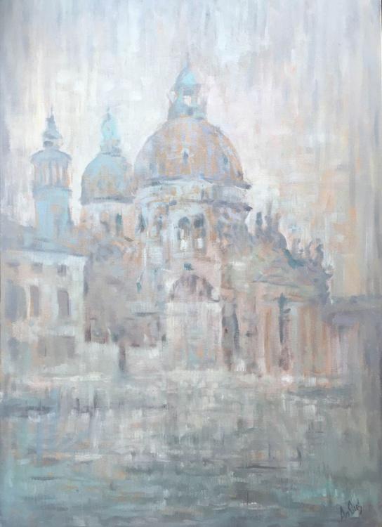 Fog Venice Santa Maria della Salute - Image 0