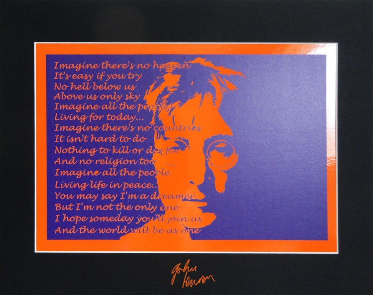John Lennon - Imagine - Image 0