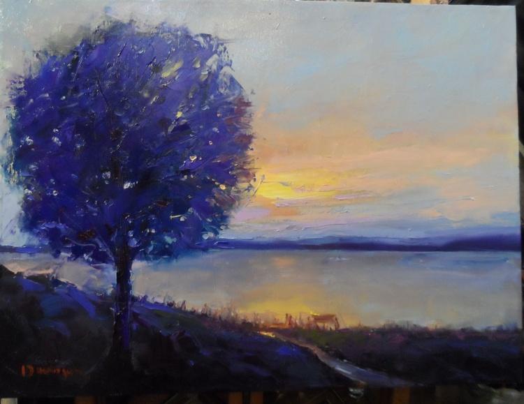 """Purple Tree"""" - Image 0"""