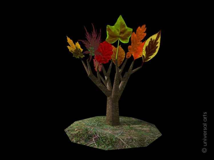 Leaves 1 -