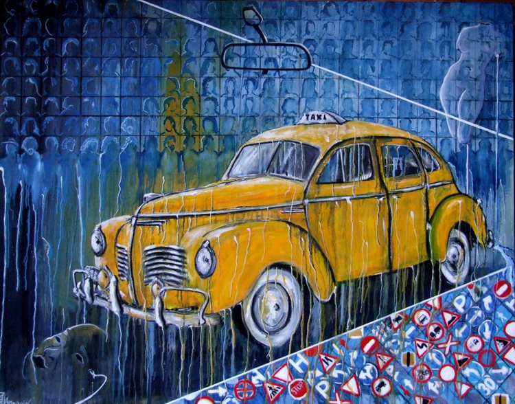 the taxi driver's rest - Image 0